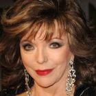 Joan Collins a ajuns in spital din cauza rochiei de la Oscar