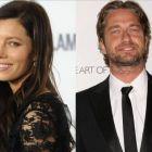 O noua idila la Hollywood? Gerard Butler si Jessica Biel, surprinsi in timp ce flirtau