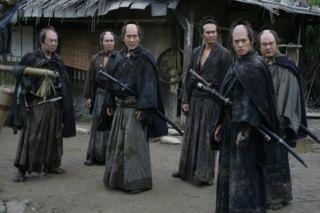 VIDEO 300 in varianta japoneza! Trailer incitant pentru 13 Assassins!