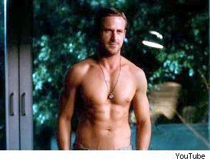 VIDEO Si-a  lucrat  Ryan Gosling muschii in Photoshop?Vezi trailer la  Crazy, Stupid, Love.