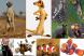 Nici n-ai stiut ca exista pana sa le vezi animate! 5 animale devenite vedete peste noapte