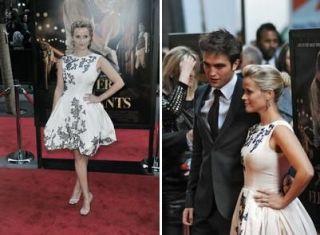 Galerie FOTO! Robert Pattinson si Reese Witherspoon, ipostaze HOT la premiera filmului Apa pentru elefanti!