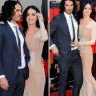 GALERIE FOTO: Rochie nud pentru Katy Perry la premiera filmului Arthur!
