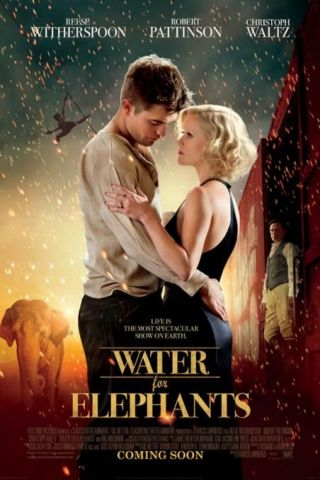 Water for Elephants: dragoste si circ