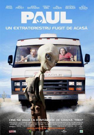 Paul: alien on board