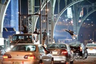 Cascadorii spectaculoase in noul Spider-Man! Vezi aici imagini!