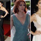 Galerie foto: Scarlett Johansson s-a facut roscata! Vezi cum au facut senzatie Nina Dobrev si Mila Kunis la Casa Alba!