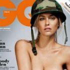 FOTO Iubita lui Leonardo DiCaprio a pozat sexy in GQ!