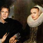 GALERIE FOTO! Cum aratau Angelina Jolie si Brad Pitt acum 500 de ani!