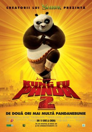 Cum Fu Panda 2? Citeste review-ul