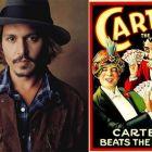 Johnny Depp, dorit in rolul magicianului acuzat ca l-a ucis pe presedintele Americii!
