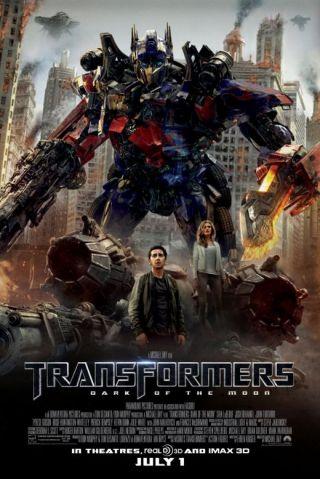 Transformers 3: alta fata, aceeasi tabla, mai multe efecte