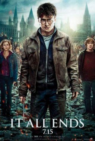 Ultima magie! Afla cum este Harry Potter si Talismanele Mortii: Partea 2