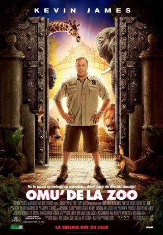 Omu  de la Zoo: incrucisare nefericita de Hitch cu Dr. Dolittle