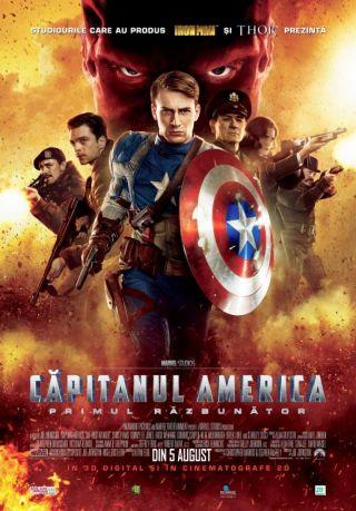 Captain America: The First Avenger, supersoldatul