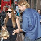 Dureros de slaba, Angelina Jolie a fost la teatru cu copiii ei. De ce este numita o mama rece si distanta