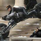 Accident spectaculos pe platourile de la The Dark Knight Rises:Catwoman a distrus o camera IMAX de jumatate de milion de dolari!