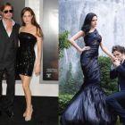 Robert Pattinson si Kristen Stewart ii provoaca pe Brad Pitt si Angelina Jolie: cel mai bine platite 7 cupluri de actori de la Hollywood.