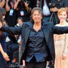 Al Pacino si iubita sa cu 40 de ani mai tanara in centrul atentiei la Festivalul de Film de la Venetia