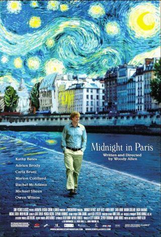 Midnight in Paris: Le retour de Woody