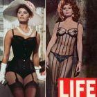 Actrita care la 77 de ani ramane cea mai naturala frumusete din lume. Cum a ajuns Sophia Loren pe cea mai sexy coperta LIFE Magazine