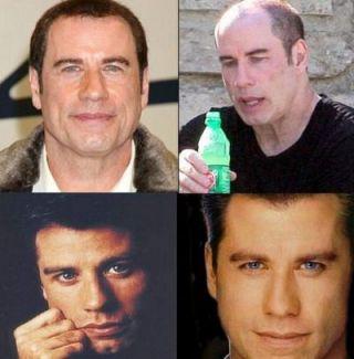 Cum se darama mitul unei super vedete: transformarea ciudata a lui John Travolta