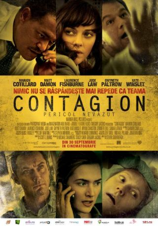 Contagion: Teama nu se vede, ea se raspandeste