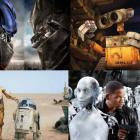 Roboti mari si mici in lumea filmului