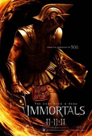 Concursul s-a incheiat. Castigatorii celor 10 invitatii duble la Immortals au fost desemnati. Intra sa vezi daca ai castigat