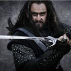 Primele poze cu Elijah Wood pe platourile de filmare de la The Hobbit. Imagini nemaivazute cu una din cele mai bune fantezii create vreodata