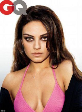 Mila Kunis a fost desemnata  cea mai atragatoare femeie  de revista GQ. Cele mai hot 25 de momente cu actrita nascuta la Cernauti