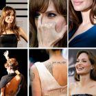 Cum arata cea mai frumoasa femeie din lume la 7 ani in primul ei rol si cum a ajuns cea mai dorita actrita. 10 momente sexy cu Angelina Jolie