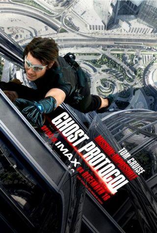 Misiune: Imposibila - Ghost Protocol: explozie de actiune in cel mai spectaculos film din serie