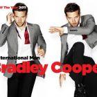 Cel mai sexy barbat de pe planeta in 2011, Bradley Cooper face 37 de ani. Actorul ar putea juca in noul film Superman