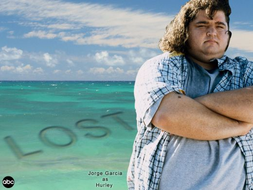 Jorge Garcia (Hurley) a aparut dupa Lost in How I Met Your Mother si a jucat in serialul Alcatraz in 2012.