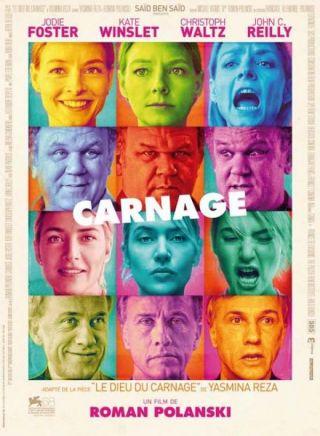 Carnage: teatrul bate la portile cinematografului