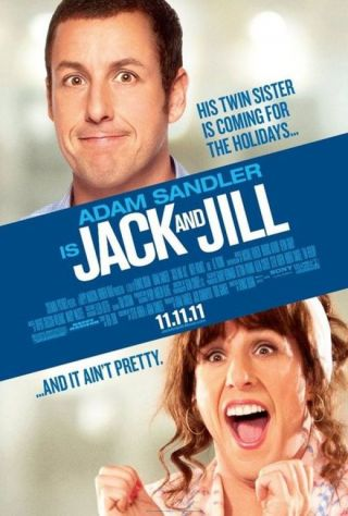 Jack and Jill: portia dubla de Adam Sandler da efecte adverse