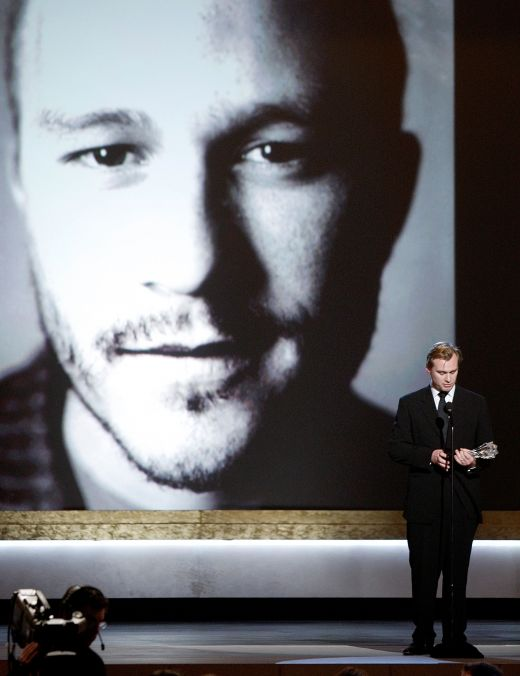 Christopher Nolan la cea de-a 14-a Gala VH1 Critics Choice