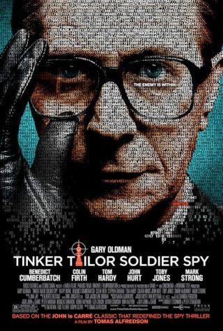 Tinker Tailor Soldier Spy: sah cu spioni