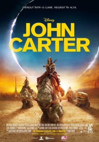John Carter: printesa de pe Marte si cavalerasul cel viteaz