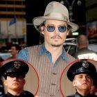 Johnny Depp nu a fost recunoscut de propria echipa de filmare intr-un rol de cateva secunde