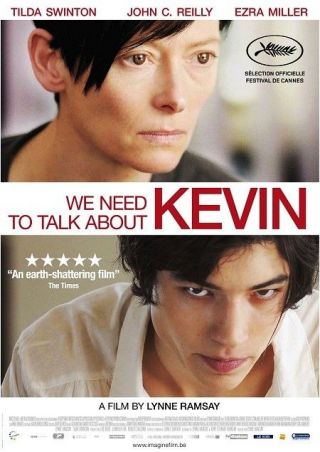 We Need to Talk About Kevin: terapie de soc