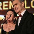 Actorul Iurie Darie, in lacrimi, a oferit cel mai emotionant moment de la Gala Premiilor Gopo. Sala l-a aplaudat in picioare
