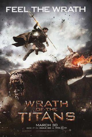 Wrath of the Titans: furia spectatorilor o intrece pe cea a titanilor