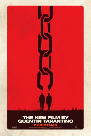 Primul poster oficial pentru Django Unchained. Cum a reusit Quentin Tarantino sa aduca 10 staruri in acelasi film
