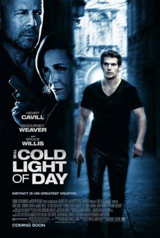 The Cold Light of Day: un thriller sters si fara sclipire
