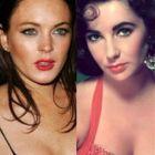 Lindsay Lohan o joaca pe Elizabeth Taylor in filmul Liz  Dick