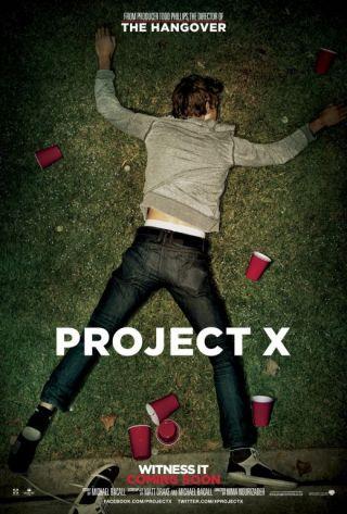 Project X: marea destrabalare