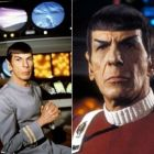 Noi secrete din Star Trek 2 dezvaluite: Leonard Nimoy se intoarce la 81 de ani in rolul lui Spock Prime