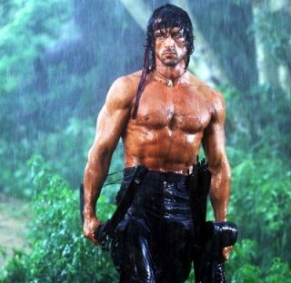 Sly Stallone aduce un nou film Rambo la 30 de ani de la lansarea seriei care a definit filmele de actiune moderne